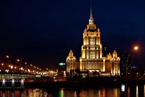 электрификация Москвы
