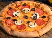 итальянская классическая пицца