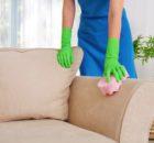 как убрать пятна с мебели